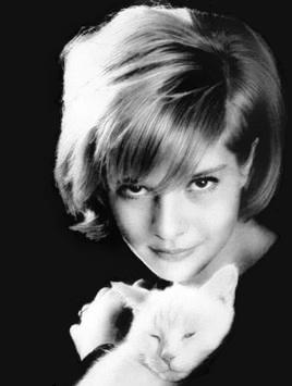 سیلوی وارتان در جوانی
