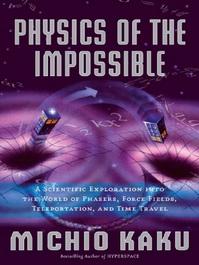 جلد کتاب فیزیک غیرممکن ها